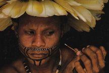 Tribal body decoration