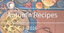 Seasonal recipes for Autumn / A collection of easy to prepare, nutritiously delicious recipes to see you right through the autumn season.