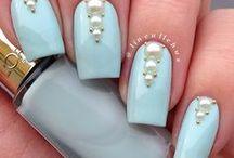 Nails / Butterfly Hair & Makeup over 1000+ inspiring Nail ideas!