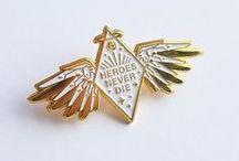 ch: angela ziegler / heroes never die. → overwatch