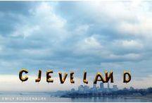 Destination: Cleveland / Scenic photography of the beautiful city of Cleveland, Ohio / emilyroggenburk.com/cleveland-scenic/