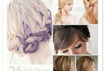 Hair, nails, makeup, DIY beauty / by Lisa Anderson
