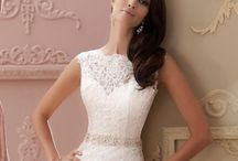 Wedding Ideas / Some ideas for THE wedding! Dress styles, themes, flowers, favours etc.