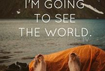Adventure is out there! / Wanderlust / by Danielle Schenck