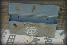 Postal Repurposed