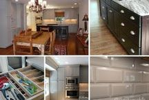 Wellborn Kitchens / Kitchen Designs created with Wellborn Cabinetry. Designs from our dealers, designers, our design contests, designs from trade shows, designs that shown on Houzz and other online sources. Beautiful work!