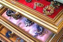 Jewelry Box / Jewelry and accessories  / by Danielle Schenck