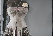 Dress Form..Mannekin Upcycled