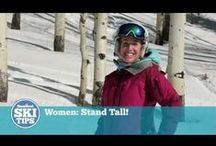 Ski and Snowboard Tips / More Olympians call Steamboat Springs, Colorado, home than any other town in North America. This board features those athletes offering ski and snowboard tips on the slopes of Steamboat Ski Area.