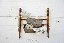 Chair...Bench Repurposed