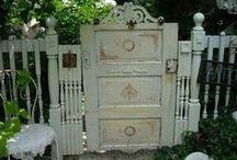 Door...Gate Repurposed