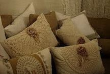 Pillows & Cushions / by W. Kay Designz