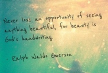Words of Wisdom / by Elena Mosby
