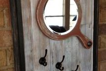 Mirrors Upcycled