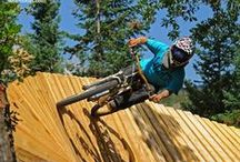 Steamboat Biking and Cycling / Steamboat Springs, Colorado, earned the moniker Bike Town, USA, for its hundreds of miles of downhill and mountain biking trails as well as scenic road rides.  / by Steamboat Resort
