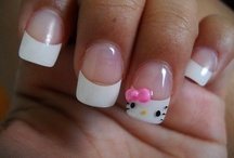 Nail Ideas / by Michelle Hensley-Peterson