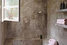 Kitchen & Bathroom styles I love
