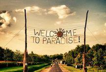 BEAUTIFUL PARADISE / Take me away...