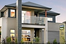 Display Homes NSW Australia / by Adrian Marklew