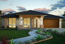 Display Homes Queensland Australia / by Adrian Marklew