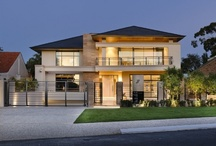 Display Homes Western Australia / by Adrian Marklew