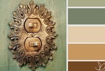 Color Inspiration / Colors We Love... Colors That Inspire...