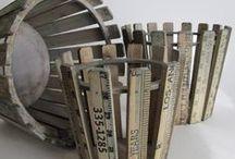 Yardstick...Ruler...Tape Measure Repurposed