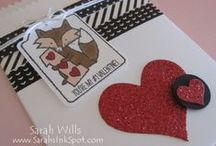 Stampin Up Valentines / by Sarah Wills