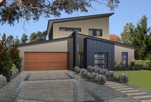 Australian Capitol Territory Builders Home Designs  / by Adrian Marklew