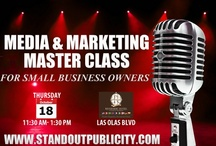 Media & Marketing Master Class