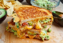 Sandwiches / by Gloria Fraser