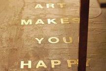 BEAUTIFUL & INSPIRING ART / Works of art that inspire.