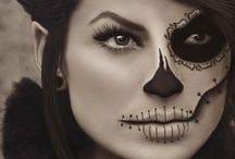 Halloween Make-up n' Costumez