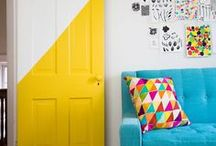 Home Decorating: Tips & Tricks / A curated collection of tips and tricks to help you decorate your home.