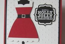 Stampin Up 2013 Holiday Catalog / This is where you will find some cute & fun ideas featuring products from the Holiday Catalog / by Sarah Wills