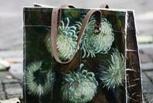 Canvas Paintings Bags