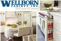 Nantucket South - Hoffman Media 2013 / Wellborn Cabinet, Inc. is proud to announce its partnership with Hoffman Media on the NANTUCKET SOUTH home located in Mountain Brook, Alabama. Hoffman Media established and maintains several nationally recognized magazines such as Cooking with Paula Deen and Victoria. Wellborn's cabinetry is beautifully featured throughout the home. Rooms include the kitchen, pantry, laundry/craft room, master closet and bath, and upstairs baths. www.wellborn.com