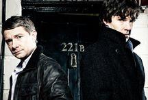 Sherlock / by Danielle Schenck