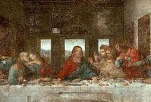 Art/Leonardo Da Vinci / Leonardo da Vinci's Art Works / by Gloria Fraser