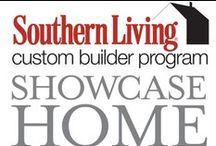 2014 Southern Living Showcase Homes / Images, Information and Videos of the Southern Living Showcase Homes, we have been privileged to be National Sponsors and cabinetry suppliers for such wonderful projects.