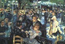 Art/Pierre-Auguste Renoir / Artwork by Pierre Renoir / by Gloria Fraser