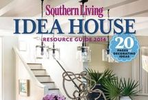 2014 Southern Living Idea House - Palmetto Bluff, SC / We are very excited to be a Key Contributor in Southern Living's 2014 Idea House in Palmetto Bluff, South Carolina. it is always an exciting opportunity to work with and be surrounded by such wonderful organizations.