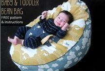 """Baby Supplies, Free Patterns / Handy supplies to make you and your babies lives easier. """"A baby will make love stronger, days shorter, nights longer, bankroll smaller, home happier, clothes shabbier, the past forgotten, and the future worth living for"""". Anonymous / by Theresa Clark"""