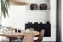 DINING ROOM / stunning dining rooms and decor