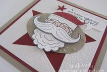 Stampin Up 2014 Holiday Catalog / Ideas for using those fabulous new products featured in the 2014 Holiday Catalog  :-) / by Sarah Wills