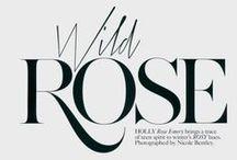 BEAUTIFUL PRINT DESIGN / Revealing the art and beauty of print design.