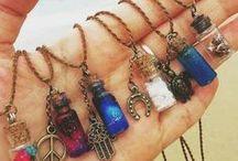 Bottle Charm Jewelry
