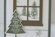 Stampin Up 2015 Holiday Catalog / by Sarah Wills