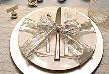 All Things Table Top / Collection of table settings, setting tips, table decor, and ideas for entertaining