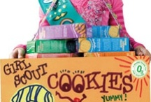 Cookies / by Girl Scouts of North East Ohio